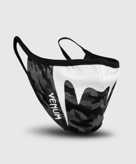 Защитная маска для лица Venum  - Black/Dark camo