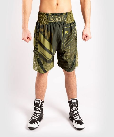 Боксерские шорты Venum Loma Commando  - Хаки