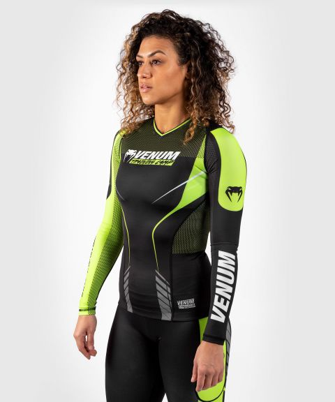 Venum Training Camp 3.0 Women Rashguard - long sleeves