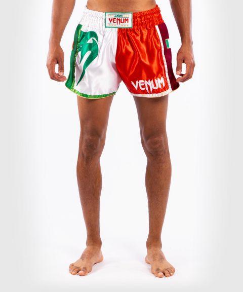 Venum MT Flags Muay Thai Shorts - Italian Flag