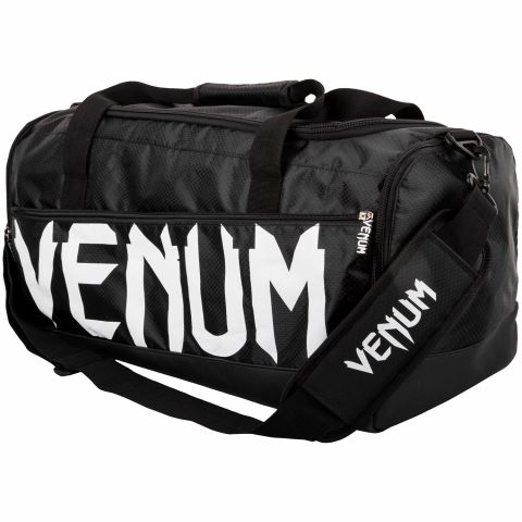 СПОРТИВНАЯ СУМКА VENUM SPARRING - Black/White