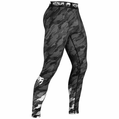 Venum Tecmo Compresssion Tights - Dark Grey