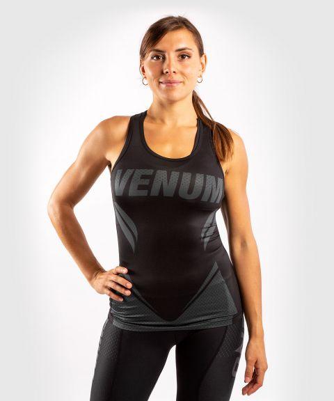 Женская майка Dry-Tech ONE FC Impact - Черный/Черный