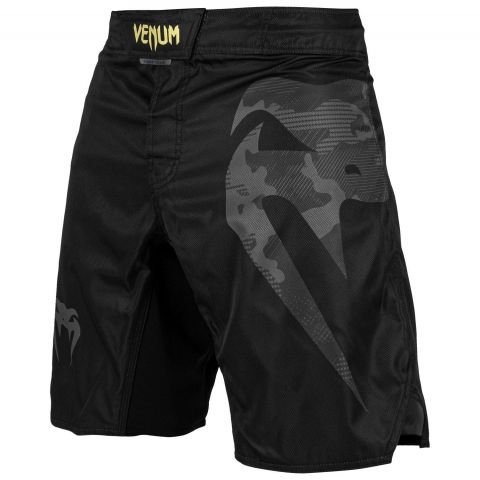 Venum Light 3.0 Fightshorts - Black/Gold
