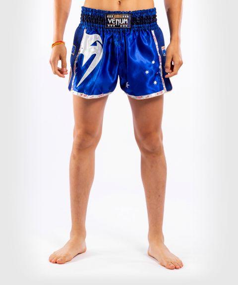 Venum MT Flags Muay Thai Shorts - Australian Flag