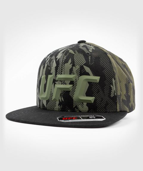 UFC Venum Authentic Fight Week Unisex Hat - Khaki