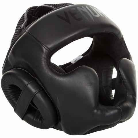 Venum Challenger 2.0 Headgear-Black/Black