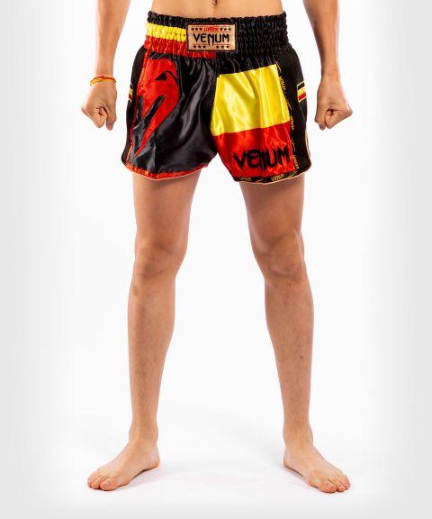 Venum MT Flags Muay Thai Shorts - German Flag