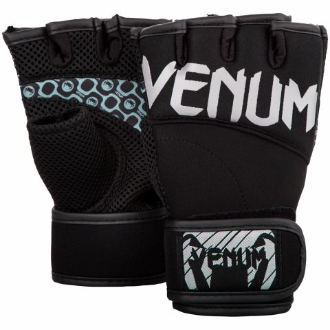 Venum Aero Body Fitness Gloves - Black/Grey