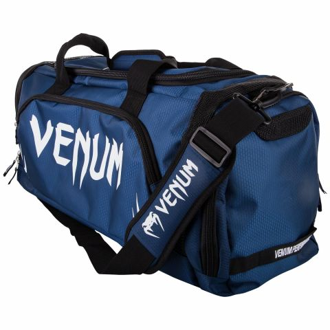 Venum Trainer Lite Sports Bag - Navy Blue/White