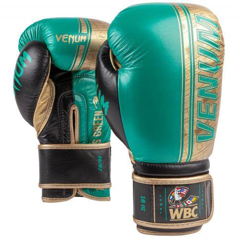 Боксерские перчатки Venum Shield Pro - WBC ограниченная серия