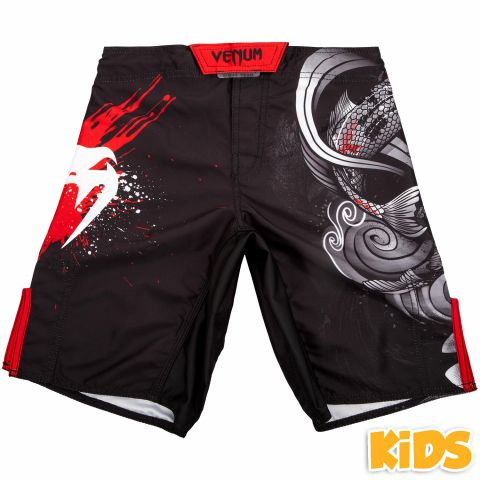 Venum Koi 2.0 Kids Fightshorts - Black/White
