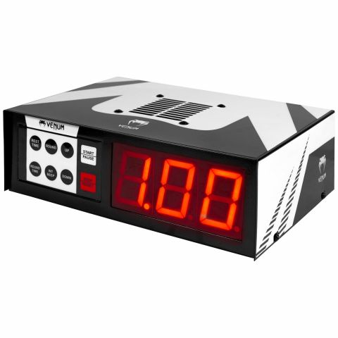 Venum Boxing Timer - Black/White