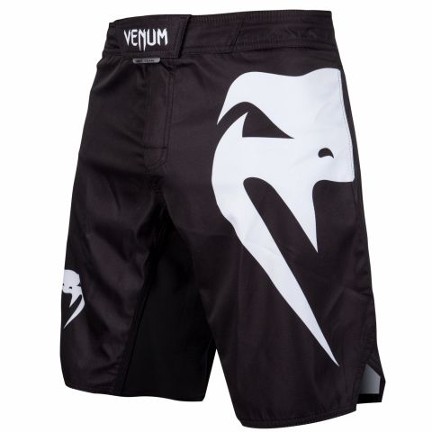 Venum Light 3.0 Fightshorts - Black/White - XXS