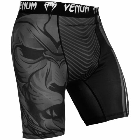 Venum Bloody Roar Vale Tudo Shorts - Grey - Exclusive