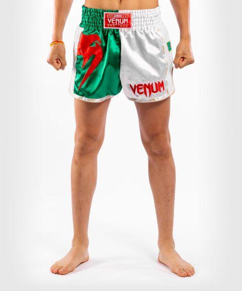 Venum MT Flags Muay Thai Shorts - Algerian Flag