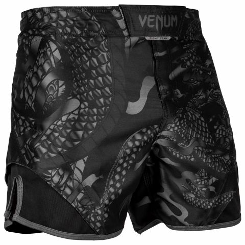 Шорты Venum Dragon's Flight - Black/Black