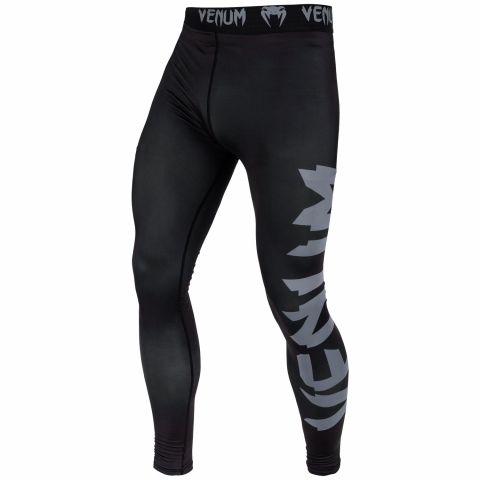 Venum Giant Compresssion Tights - Black/Grey