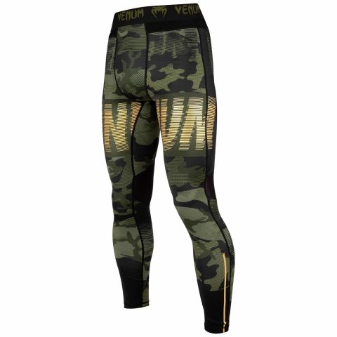 Venum Tactical Spats - Forest camo/Black