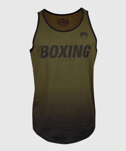 Майка Venum Boxing VT - Хаки/Черный