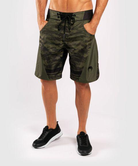 Пляжные шорты Venum Trooper – Лесной камуфляж/Черный