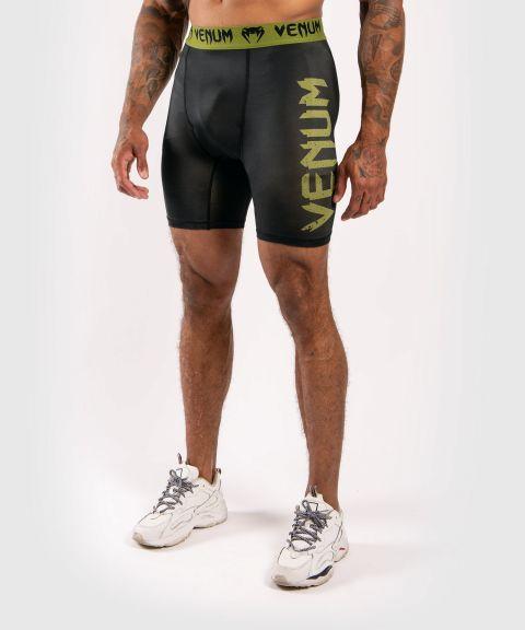 Venum Boxing Lab Compression shorts - Black/Green