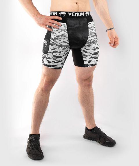 Компрессионные шорты Venum Defender - Городской камуфляж