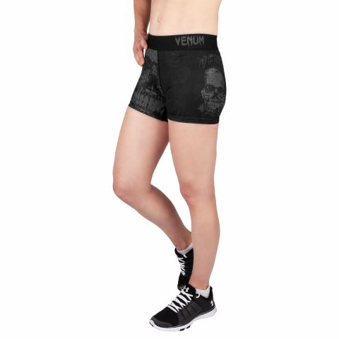 Venum Santa Muerte 3.0 Shorts - For Women - Black/Black