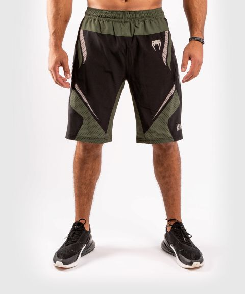 Venum ONE FC Impact Training shorts - Black/Khaki