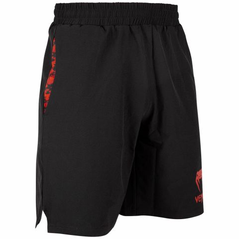 Venum Classic Training Shorts - Black/Red