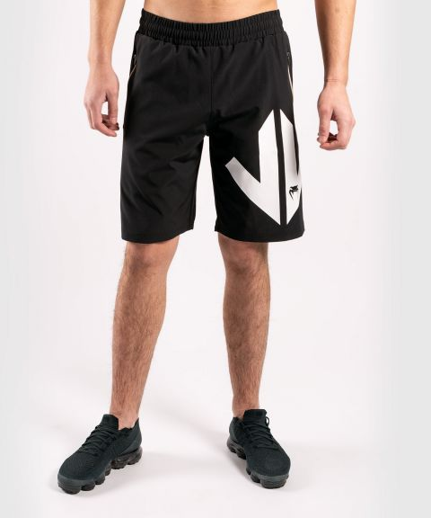 Venum Arrow Loma Signature Collection Training shorts - Black/White  - XXS