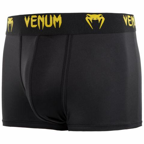 Venum Classic Boxer - Black/Yellow