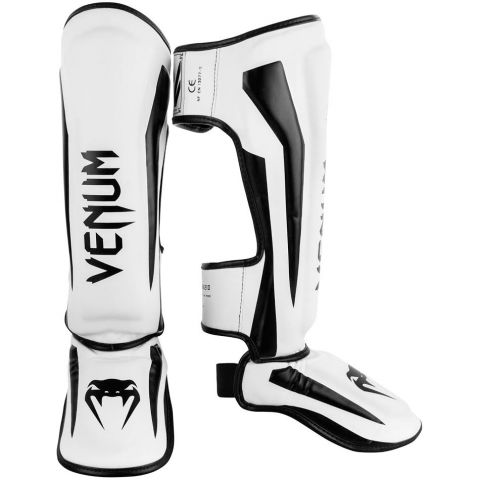 ЩИТКИ VENUM ELITE STANDUP - White/Black