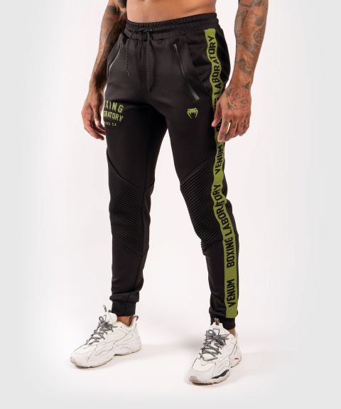Venum Boxing Lab Joggers - Black/Green