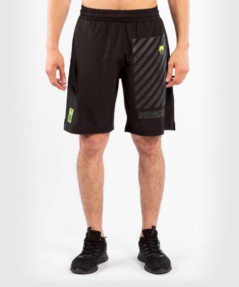 Venum Stripes Fitness Shorts - Black