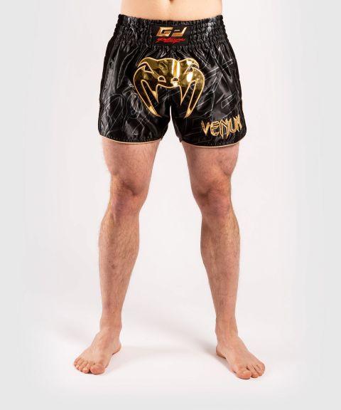 Venum Petrosyan 2.0 Muay Thai Shorts - Black/Gold