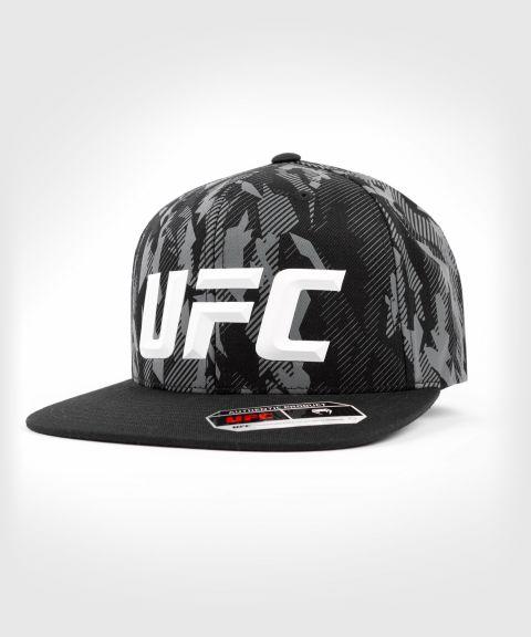 UFC 베넘 어쎈틱 파이트 위크 유니섹스 모자 - 검정