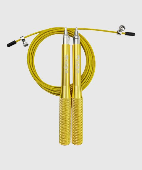 Venum Thunder Evo Jump Rope - Gold - Taille Unique