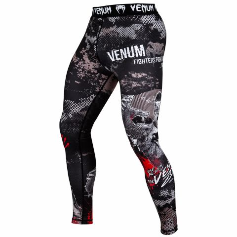 Venum Zombie Return Compression Tights - Black