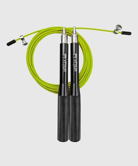 Venum Thunder Evo Jump Rope – Black/Yellow