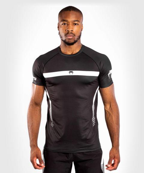 Venum NoGi 3.0 Dry Tech T-shirt - Black/White