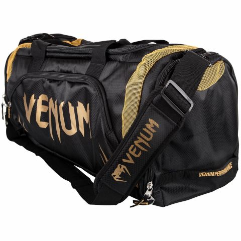 Venum Trainer Lite Sports Bag - Black/Gold