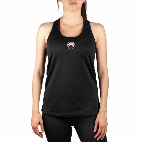 Venum Tecmo Tank Top - For Women - Black/Pink