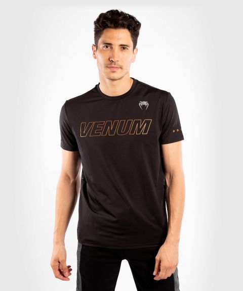 Venum Classic Evo Dry tech T-shirt - Black/Bronze