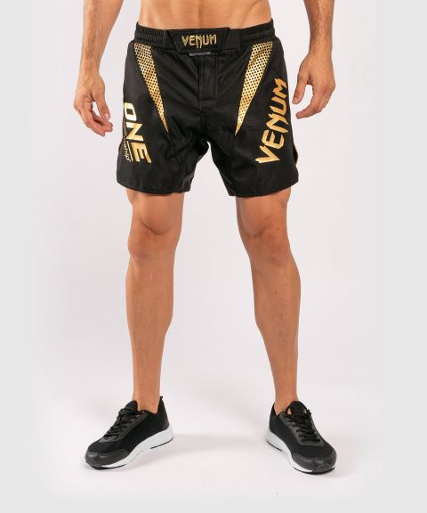 Venum x ONE FC Fightshorts - Black/Gold