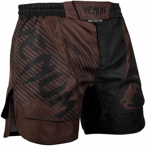 Venum NoGi 2.0 Fightshorts - Black/Brown
