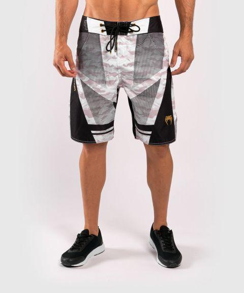Пляжные шорты Venum Trooper - Белый/Черный