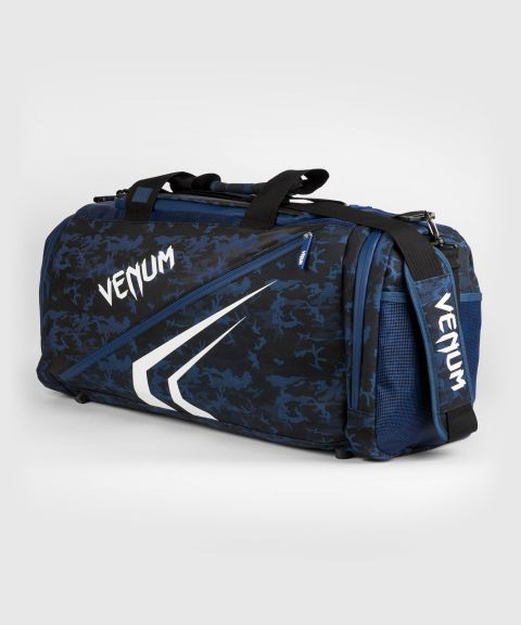Venum Trainer Lite Evo Sports Bags  - Blue/White