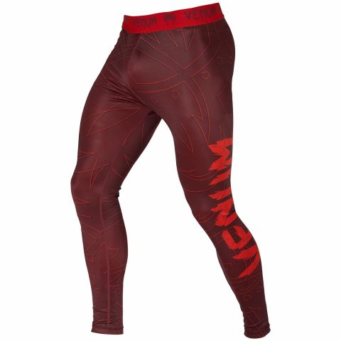 Venum Nightcrawler Compresssion Tights - Red