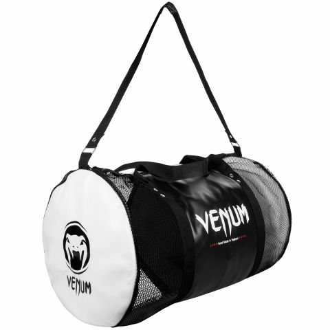 Venum Thai Camp Sports Bag - Black/White